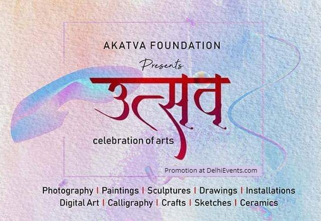 Akatva Foundation Utsav celebration arts AIFACS Creative