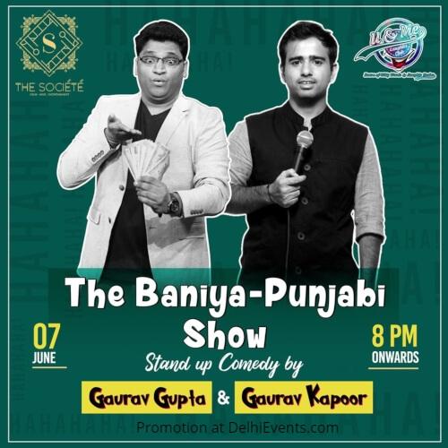 Baniya Punjabi Show Societe Creative