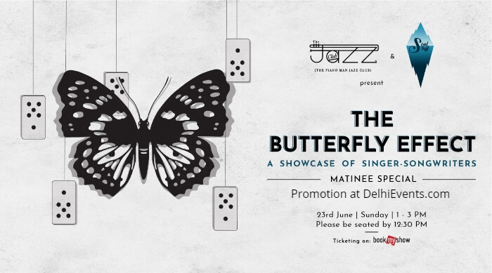 Butterfly Effect Matinee Special Piano Man Jazz Club Creative