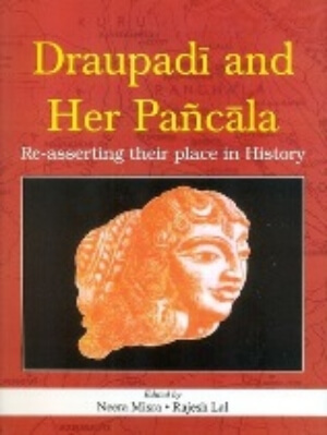 Draupadi Pancala Reasserting Place History Book Cover