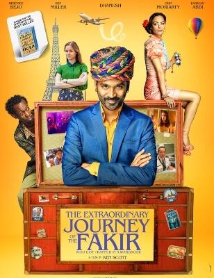 Extraordinary Journey Fakir Movie Poster