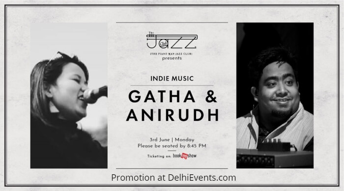 Gatha Anirudh Piano Man Jazz Club Creative