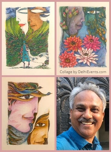 Artworks Gouri Shankar Mukherjee