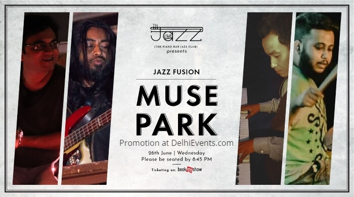 Muse Park Piano Man Jazz Club Creative