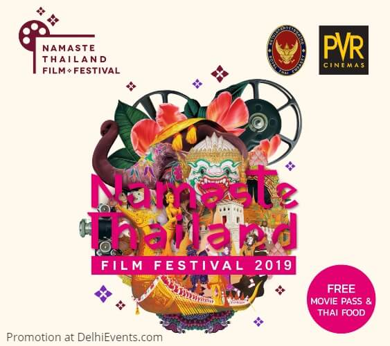 Namaste Thailand Film Festival 2019 PVR Cinemas Creative