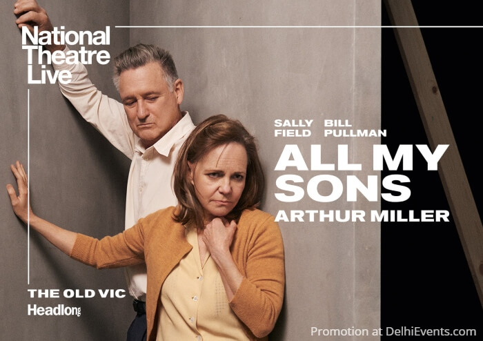 NTLive Broadcast Arthur Miller Sons Play Creative