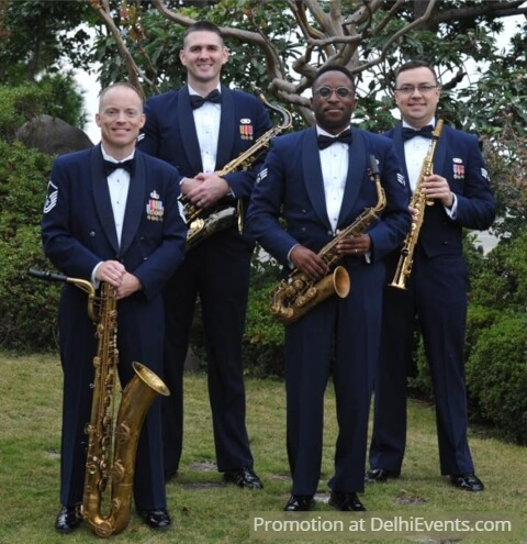 Pacific Saxophone Quartet
