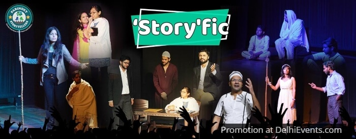 Parindey Storytellers Story`FIC Play Creative