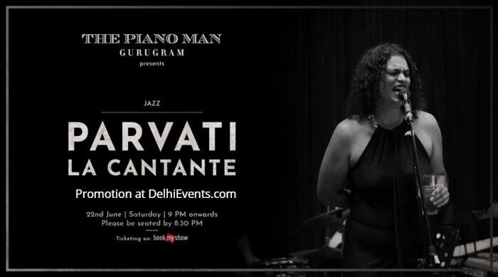 Parvati La Cantante Piano Man Creative