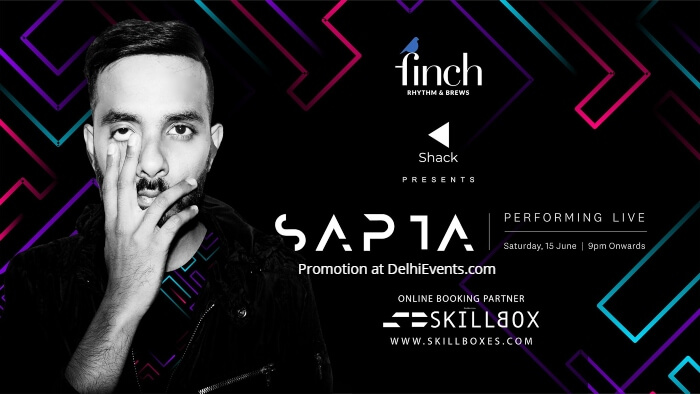 Sapta Beats Finch Creative