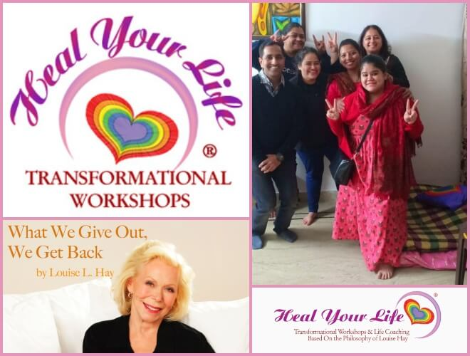 Heal Life Workshop Change Thoughts Transform Life Dilpreet Creative