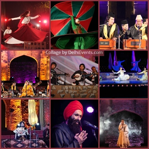 14th Jahan Khusrau World Sufi Music Festival Artists