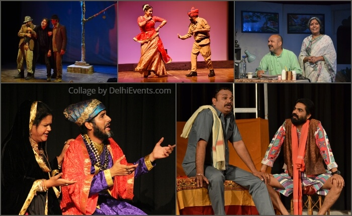 16th Natsamrat Natya Utsav Plays Stills