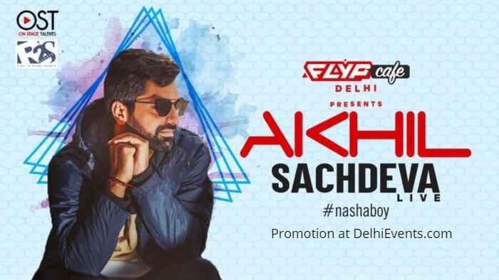 Akhil Sachdeva Flyp Cafe Creative