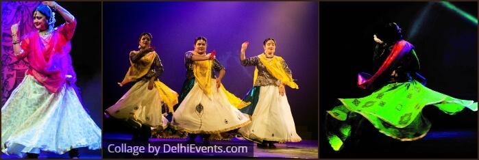 Nrityashri Alaknanda Sanskriti Rangotsav Dance Fest Dancers