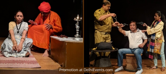 Avighn Theatre Group Pappa VSV Ittefaq Hindi Plays Stills