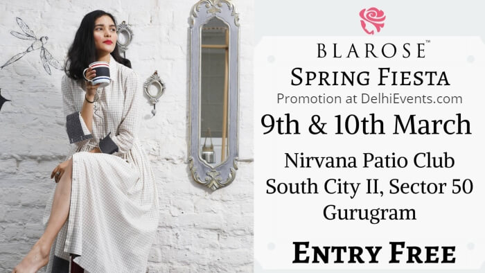 Blarose Spring Fiesta Nirvana Patio Club Creative