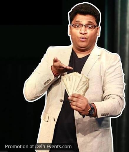 Comedian Gaurav Gupta