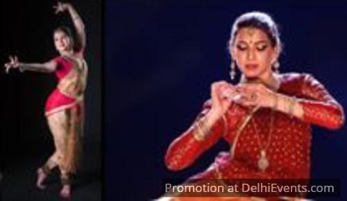 Dancers Rujuta Soman Arupa Lahiry