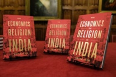 Economics Religion India Sriya Iyer Book Cover