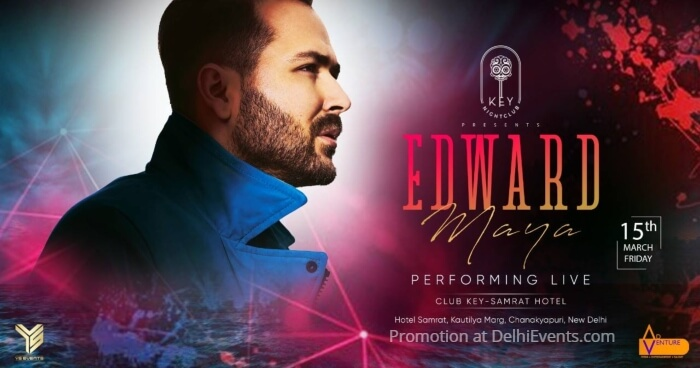 Edward Maya Key Nightclub Creative
