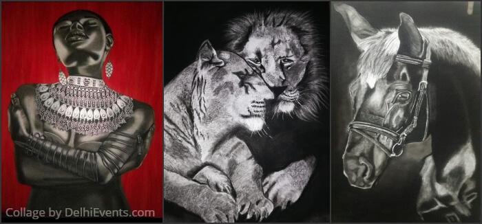 Paintings Kamal Arora