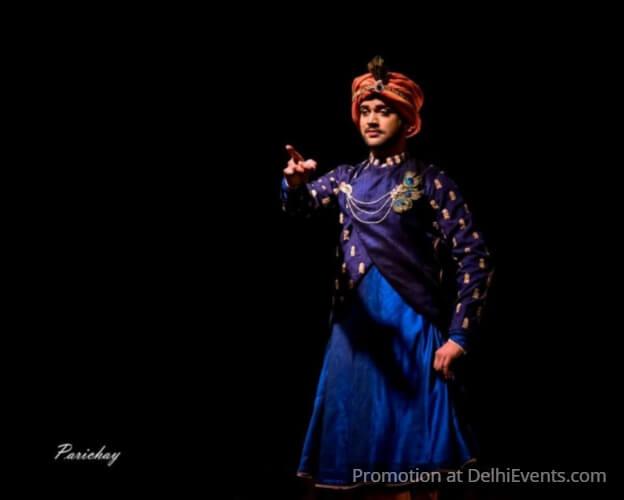 Kathak Dancer Sudip Chakraborty