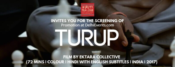Kriti Film Club Turup Ektara Collective Creative