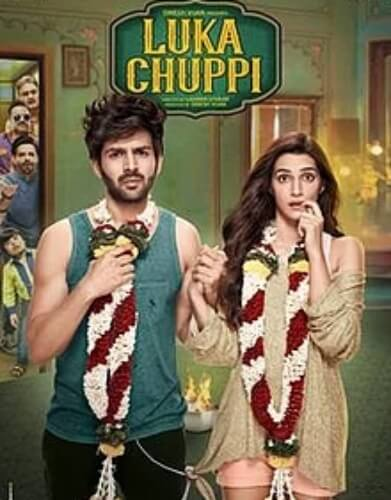 Luka Chuppi Movie Poster