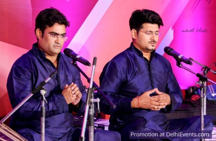 Dhrupad Vocalist duo Prashant Nishant Mallick