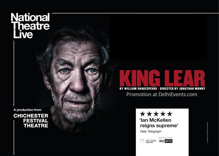 NTLive Broadcast King Lear English Play Still