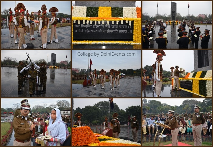 Railway Protection Force Tribute Martyrs