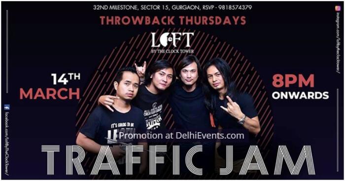 Traffic Jam Band Loft Clock Tower Creative