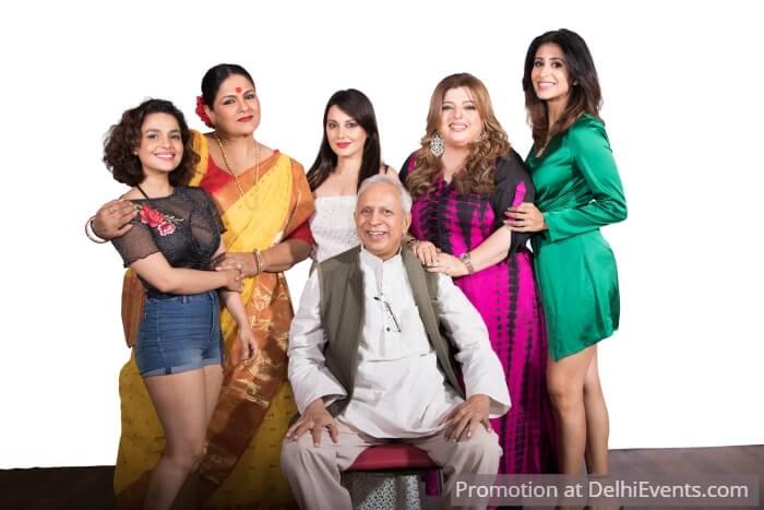 Felicity Theatre Hello Zindagi Hindi Play Still