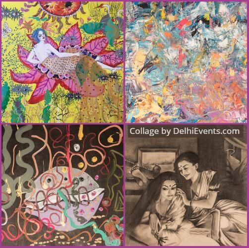 Artworks Radhika Gupta