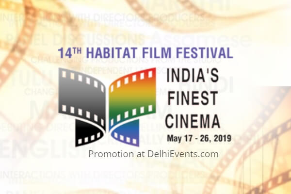 14th Habitat Film Festival 2019 Creative