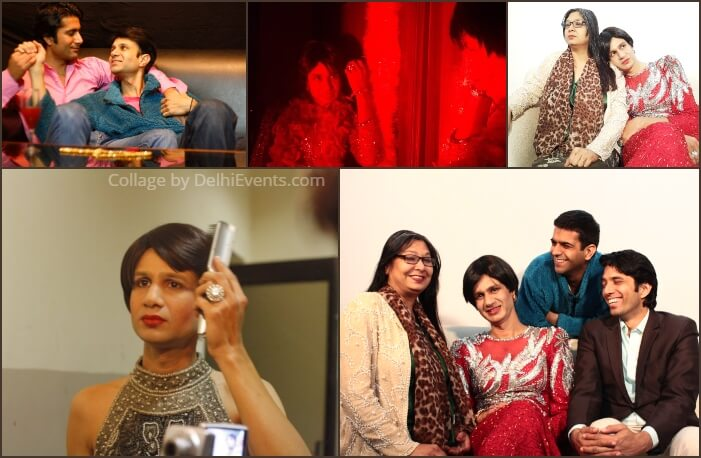 5Elementz Art Culture Society Hum Aise Hain Bhayia Comedy Play Stills