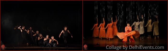 Dance Drishtikon 10X10 Aditi Mangaldas Company Stills