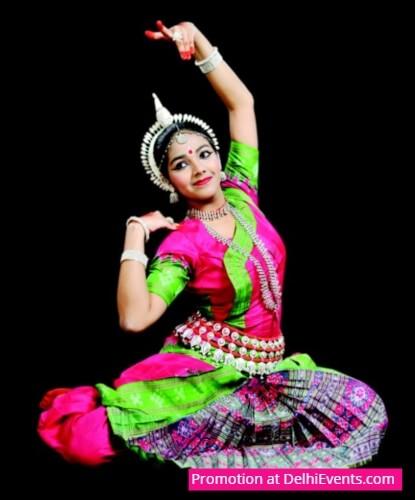 Odissi Dancer Pranati Maloo