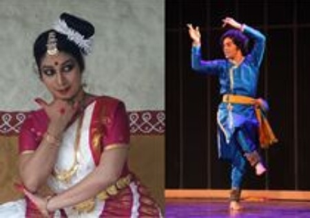 Dancers Mythili Marat Anoop Deepak Aurora