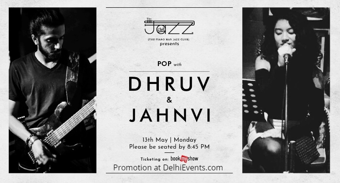 Dhruv Jahnvi Piano Man Jazz Club Creative