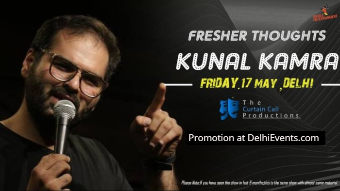 Fresher Thoughts Hinglish standup Kunal Kamra Creative