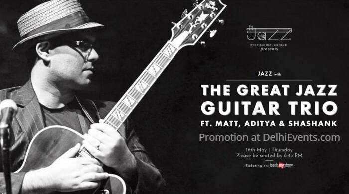 Great Jazz Guitar Trio Piano Man Jazz Club Creative
