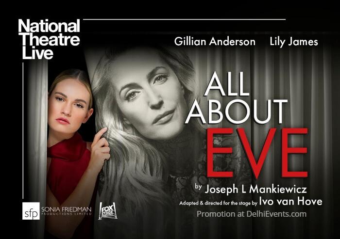 National Theatre Live Joseph Mankiewicz Eve English Play Creative