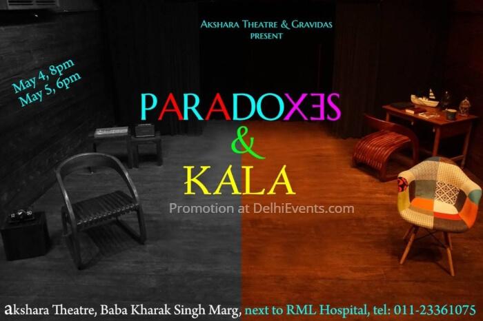 Paradoxes Kala Play Akshara Theatre Creative