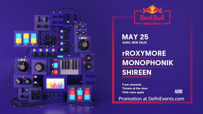 Red Bull rRoxymore Auro Kitchen Bar Creative