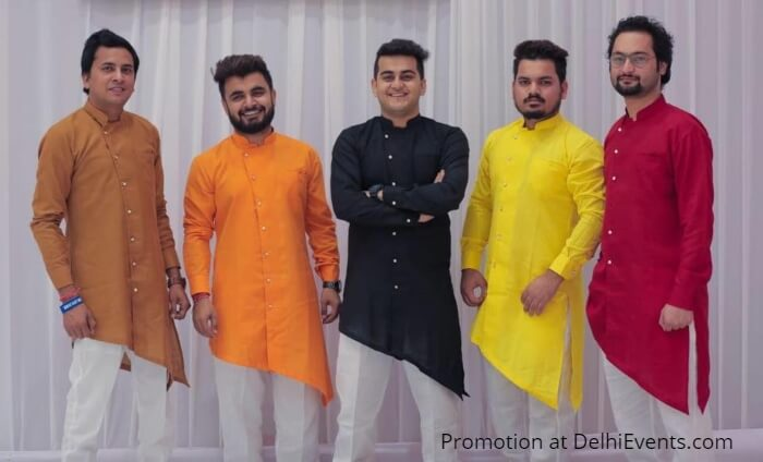 Rooh Fusion Project Band