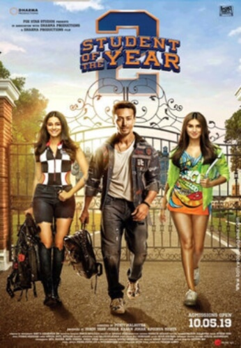 Student Year Movie Poster