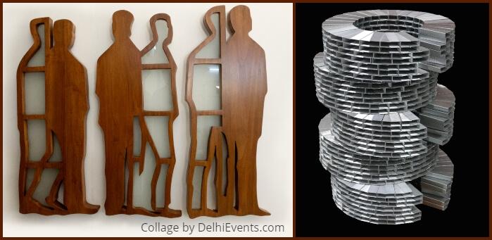 Studio Art Silent Conflicts Exhibition Artworks