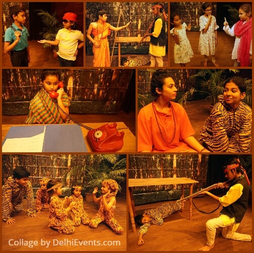 Tiger Malgudi Play Akshara Theatre Stills